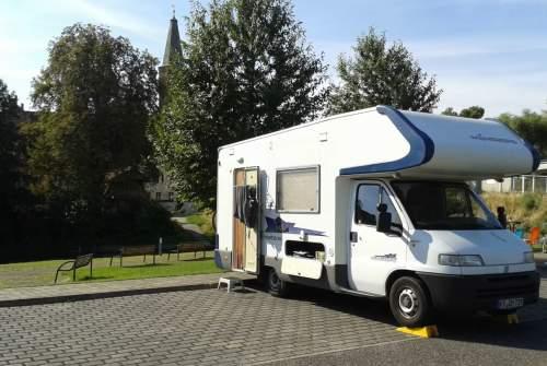 Wohnmobil mieten in Krefeld von privat | Fiat Weinsberg Birgit und Ingo