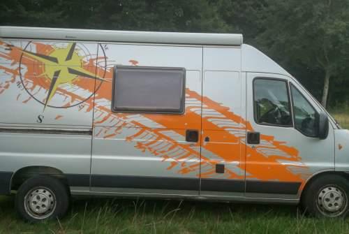 Wohnmobil mieten in Marl von privat | Weinsberg Cosmos 551 K Bussi