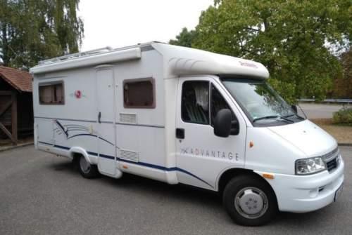 Wohnmobil mieten in Dannstadt-Schauernheim von privat | Dethleffs Detlef
