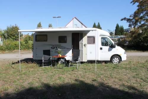 Wohnmobil mieten in Braunschweig von privat | Dethleffs Blue Pearl