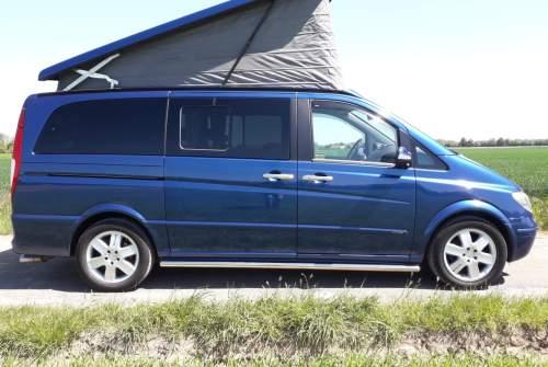 Wohnmobil mieten in Goch von privat | Mercedes Marco Polo