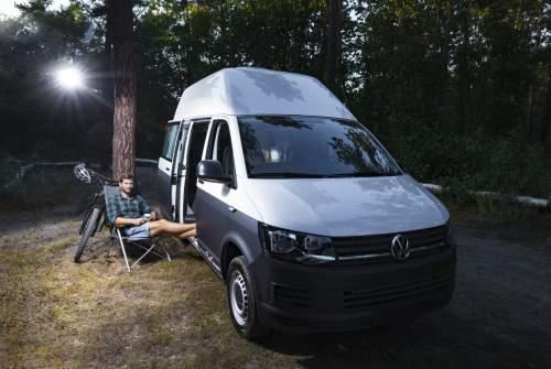 Wohnmobil mieten in Hannover von privat | Volkswagen Maschsee-Paul