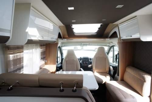 Wohnmobil mieten in Oberhausen von privat   Adria Premium Adria