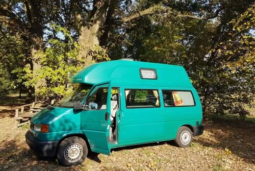 Wohnmobil mieten in Berlin von privat | VW Hanni