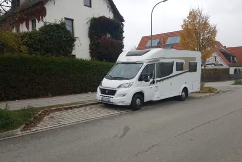 Wohnmobil mieten in Würzburg von privat | Carado / Bürstner Residenz