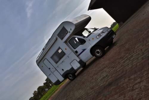 Wohnmobil mieten in Münster von privat | Fiat Ducato Bruni