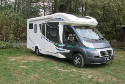 Wohnmobil mieten in Bannewitz von privat | Fiat Hausschuh