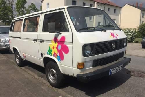 Wohnmobil mieten in Frankenthal (Pfalz) von privat | Volkswagen Beach