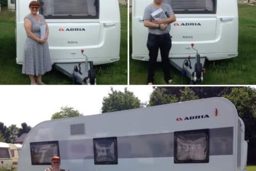 Wohnmobil mieten in Hoogeloon von privat | Adria Adora Caravan