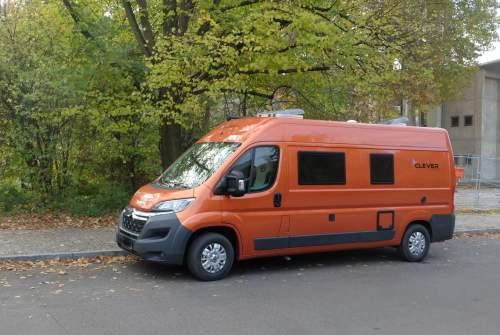 Wohnmobil mieten in Hannover von privat | Clever Citroen LolaMobil