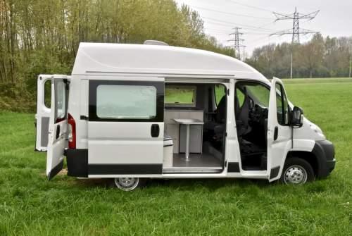 Wohnmobil mieten in Hoorn von privat | Citroen Marcel