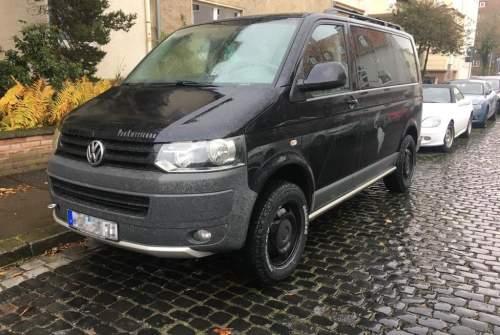 Wohnmobil mieten in Hannover von privat | VW Der Dicke