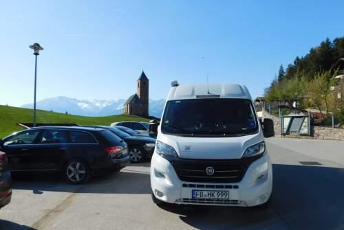 Wohnmobil mieten in Wölfersheim von privat | Challenger Vany Claude