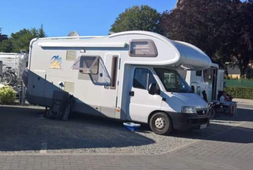 Wohnmobil mieten in Oberotterbach von privat | Knaus Rotti