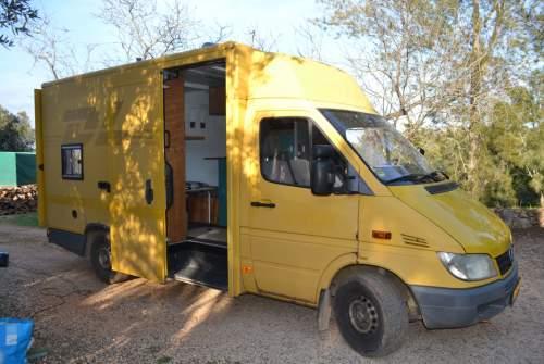 Wohnmobil mieten in Alcantarilha von privat | Mercedes 308 sprinter