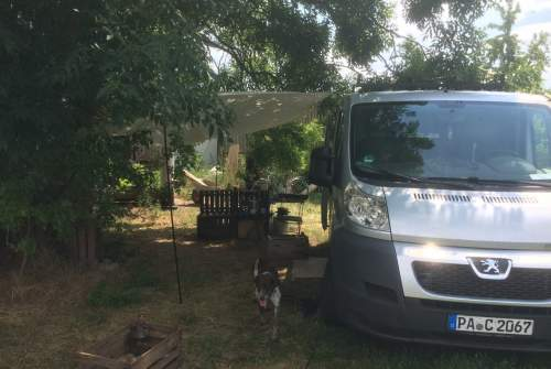 Wohnmobil mieten in Berlin von privat | Peugeot GARY ✨