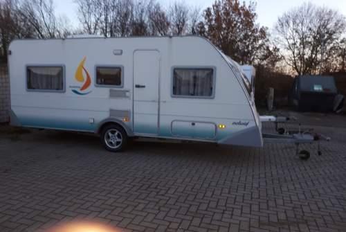 Wohnmobil mieten in Osnabrück von privat | Eifelland Huby-WoWa3Klima