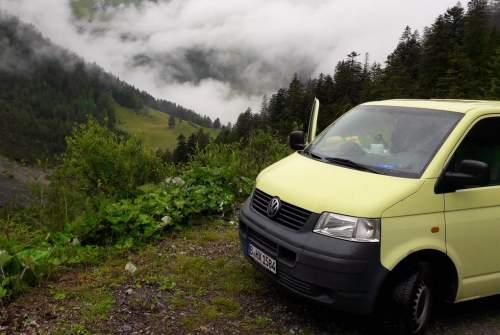 Wohnmobil mieten in Berlin von privat | VW T5 Camper