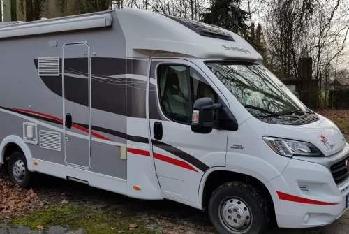 Wohnmobil mieten in Dülmen von privat | Sunlight Jupp