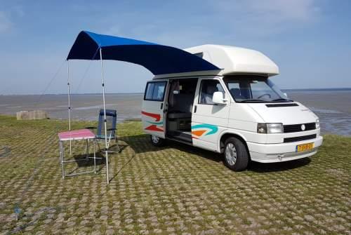 Wohnmobil mieten in Krabbendijke von privat | Volkswagen T4 Westfalia  VanHoutekamer