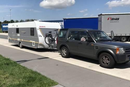 Wohnmobil mieten in Münster von privat | Dethleffs Schneckenhaus