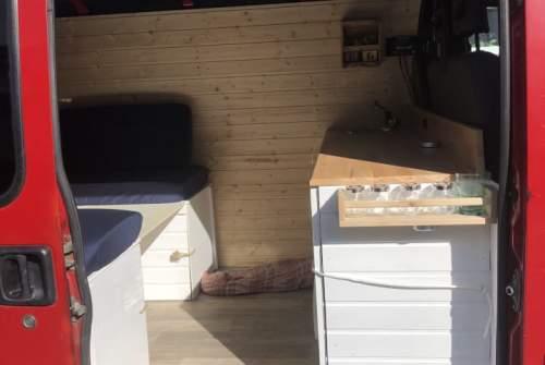 Wohnmobil mieten in Osnabrück von privat | Citroen Babylon