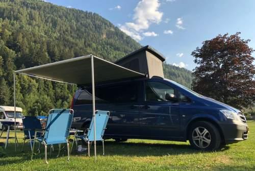 Wohnmobil mieten in Gennep von privat | Mercedes Mercedes 224pk