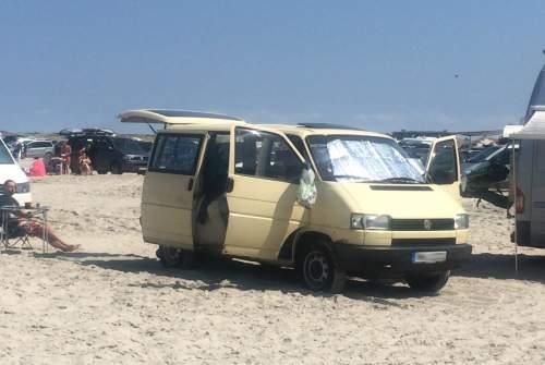 Wohnmobil mieten in La Oliva von privat | VW FuerteVANtoura2