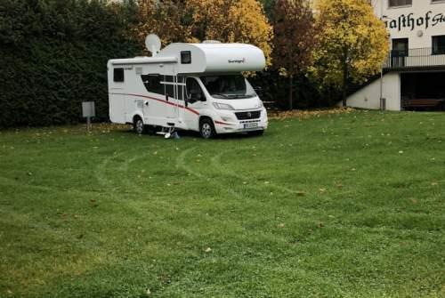 Wohnmobil mieten in Kreis Iserlohn von privat   Sunlight Franz