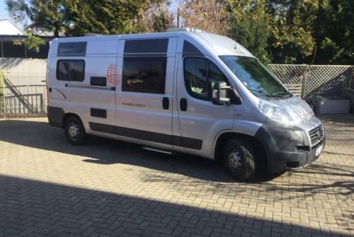 Wohnmobil mieten in Bad Krozingen von privat   Fiat Ducato FRED