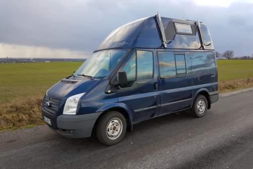 Wohnmobil mieten in Bad Schwartau von privat | Ford Nuggi