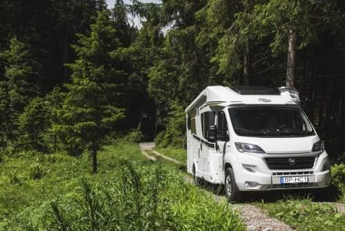 Wohnmobil mieten in Speyer von privat | Carado Carado T447