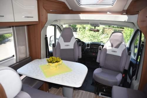 Wohnmobil mieten in Rangendingen von privat   Fiat Ducato Big Breezer