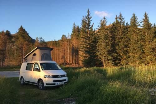Wohnmobil mieten in Berlin von privat | VW Bro