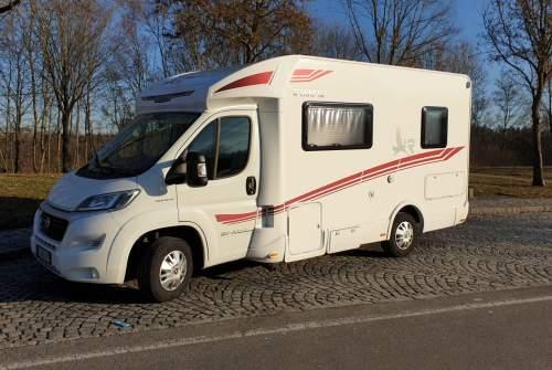Wohnmobil mieten in Fürth von privat | Fiat Ducato  Victoria