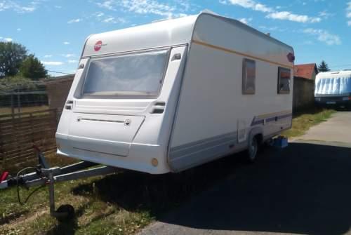 Wohnmobil mieten in Delitzsch von privat | Bürstner Doc Camping