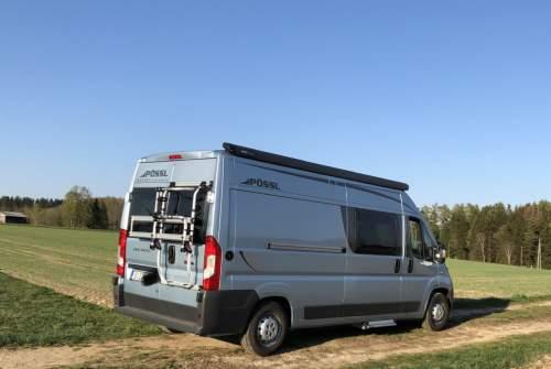 Wohnmobil mieten in Berlin von privat   Fiat Ducato - Pössl Bea