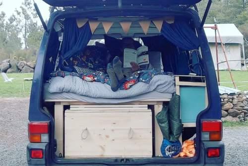 Wohnmobil mieten in Nürnberg von privat | VW Otto