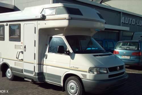 Wohnmobil mieten in Lampertheim von privat | Volkswagen T4 Manni