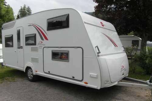 Wohnmobil mieten in Waiblingen von privat | Bürstner Ninjamobil