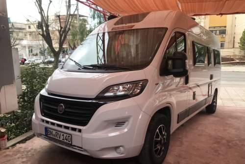 Wohnmobil mieten in Bonn von privat | CHALLENGER VANY CS 117 Greek Challenge