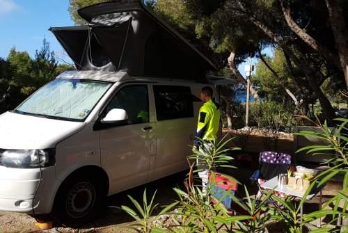 Wohnmobil mieten in Badem von privat   VW T5 Francis