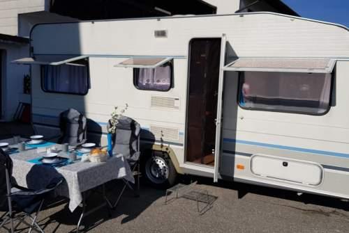 Wohnmobil mieten in Höslwang von privat | Knaus Jeremy