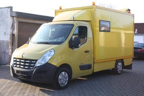 Wohnmobil mieten in Duisburg von privat | Renault Master Fritz