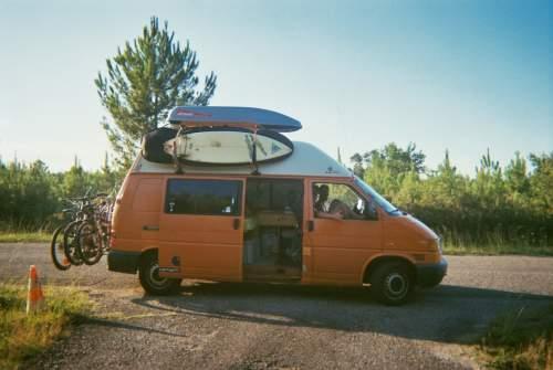 Wohnmobil mieten in Bad Emstal von privat | VW T4 Wilfried