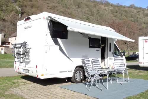 Wohnmobil mieten in Wegberg von privat | Chausson Chaussie