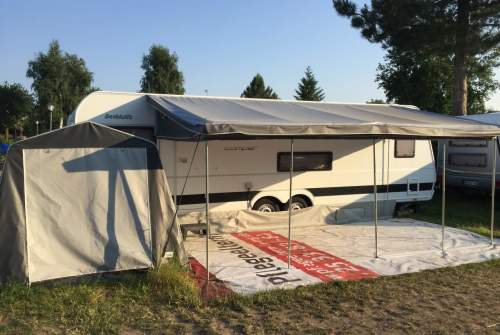Wohnmobil mieten in Willich von privat | Dethleffs Camper Holiday