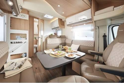 Wohnmobil mieten in Bedburg von privat | Bürstner Premium TD 734