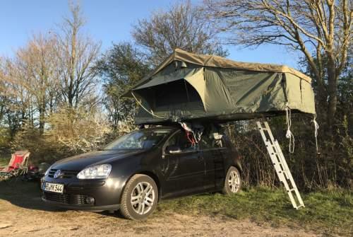 Wohnmobil mieten in Hamburg von privat | VW Gordi Golf