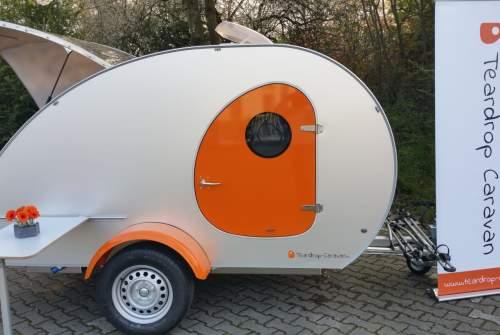 Wohnmobil mieten in Ascheberg von privat | Teardrop Caravan Teardrop 101